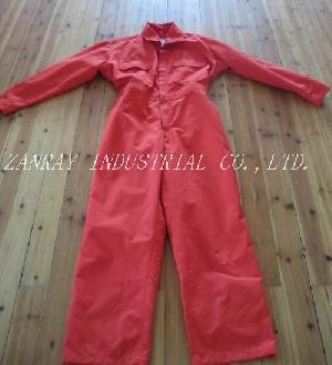 flash resistant coverall
