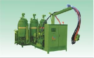 pressure foaming machine