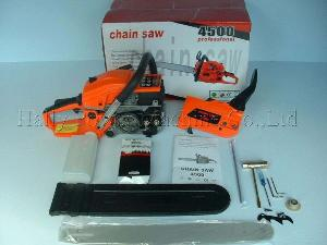 45cc 18 bar chainsaw oregon chain
