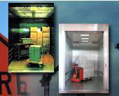 matiz warrior freight elevator
