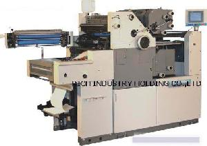 2 perfecting bills forms printing machine