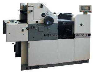 bills printing machine