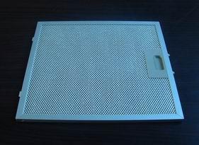 washable metalic chimney hood filter