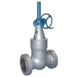 pressure seal gate valve