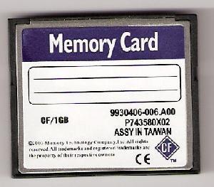 compact flash memory card cf digital photo frame