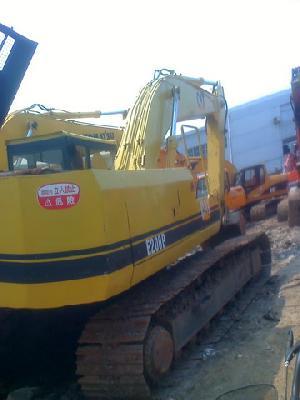 cat excavator e200b