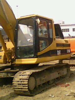 cater excavator 320b