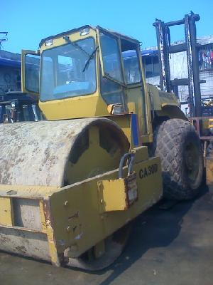 dynapac road roller ca30d conditions