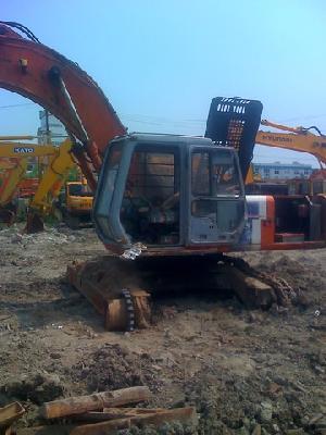 hitachi excavator ex220 2 fixed