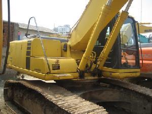 komatsu excavator pc200 6
