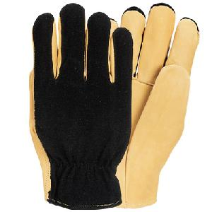 cow hide leather gloves
