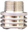 brass insert valve nickel plated 004