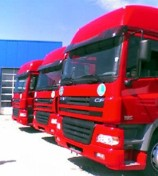 road transport trucks europe