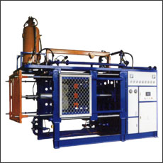 block molding machine