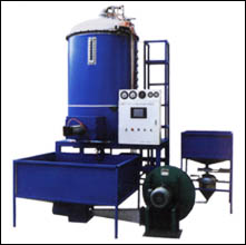 quantitative foaming machine