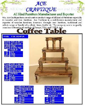 coffee table wooden bedroom furniture