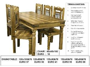 dining room furniture wooden
