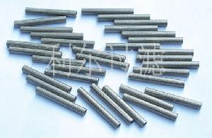 sintered multi layer valve filter element
