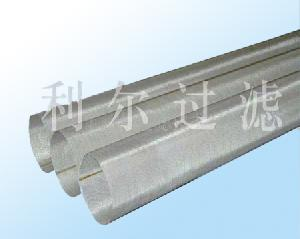 temperature dust removal sintered filter