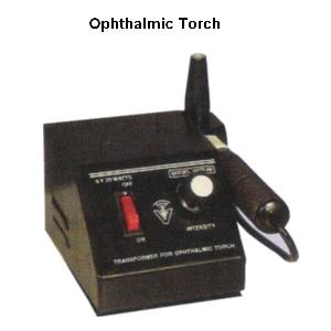 ophthalmic torch instruments