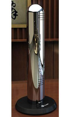 air purifier glass tower
