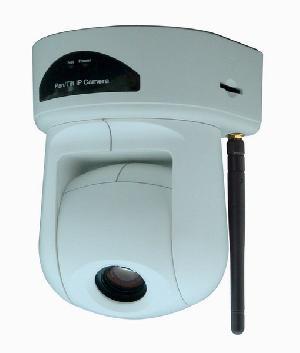 Sell Pan Tilt Zoom Network Camera