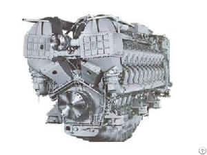 mtu 16v396 165 20v1163 12v956 10v2000 16v4000 marine diesel engine military civil