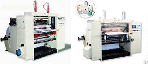 1 Ply Thermal Paper Roll Slitter Rewinder