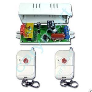 Ac110v / 220v Door Garage Rf Toggle Remote Control Switch S1t-ac220