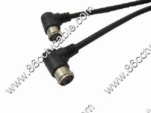 tv video cable f connector