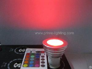 1x3w 1x5w Rgb Led Spotlights From Prime International Lighting Co Ltd