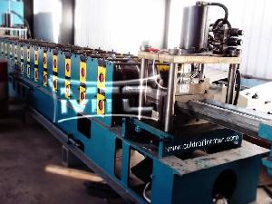 Expressway / Highway Guardrail Roll Forming Machine