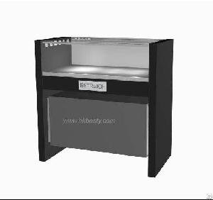 watch display furniture counter showcase led lights