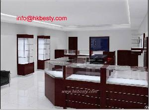 Jewellery Shop Furniture Manufacture Hkbesy Page 3 Products