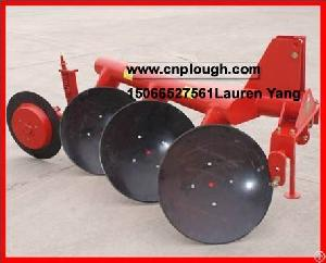 Round Pipe Disc Plow