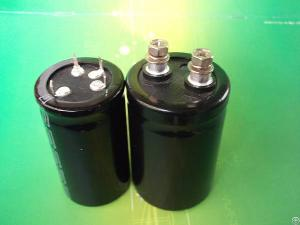 electrolytic capacitors ups frequency converters 500v 550v 600vdc capcitor