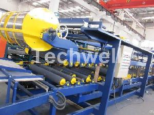 Eps Sandwich Panel Machine For Insulated Roof Wall Panels