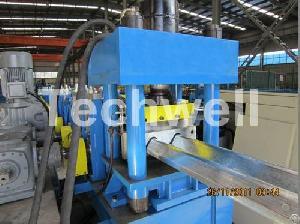 Twice Beam Roll Forming Machine, Twice Beam Guardrail Roll Forming Machine
