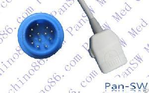 Mindray Pm6000 Masimo Module Spo2 Adapter Cable
