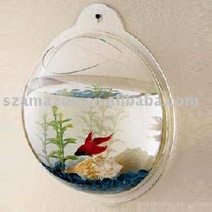 acrylic wall aquarium