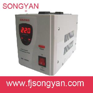 ac voltage regulator svr 1500va