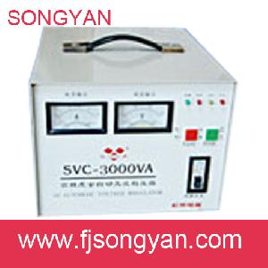 servo voltage regulator svc 3000va