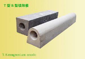 magnesium anode al zinc