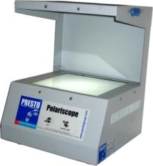 pet bottle testing instruments polariscope preform strain viewer