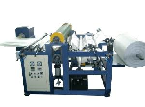 pe foam sheet laminating machine