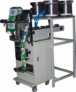 auto counting packing machine