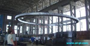slewing ring bearing harbor crane