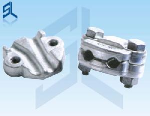 aluminium dead clamp