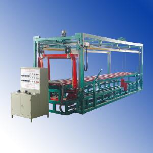 eps cutting machine wall insulation