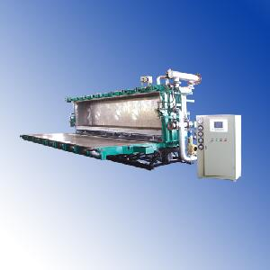height changeable block moulding machine